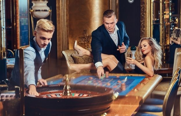 Casino games with a higher chance of winning roulette